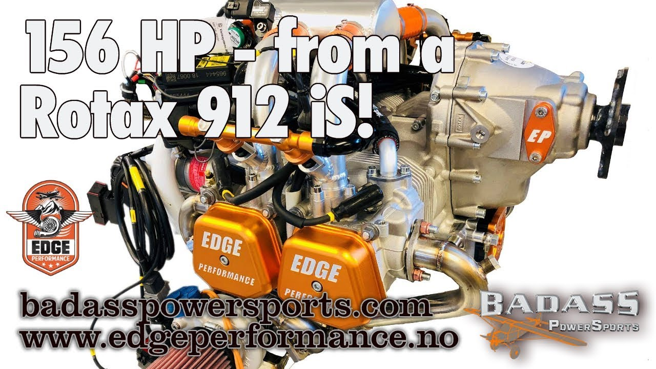 Badass Power Sports, Edge Performance Products, Rotax aircraft engine power  accessories,