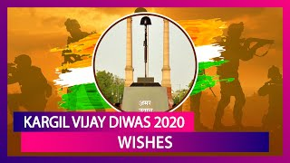 Kargil Vijay Diwas 2020 Wishes & Quotes: Remembering and Saluting the Brave Soldiers of Indian Army