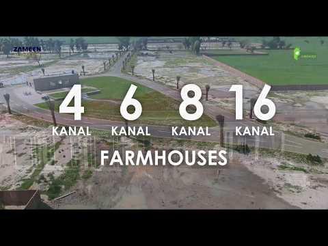 Lahore Greenz Luxury Farmhouses