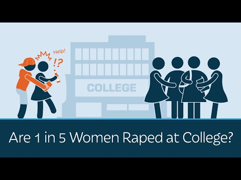 Are 1 in 5 Women Raped at College?
