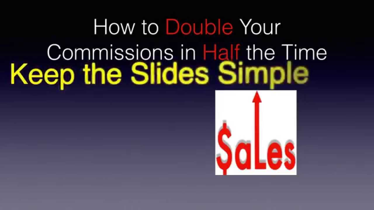 sales presentation powerpoint examples