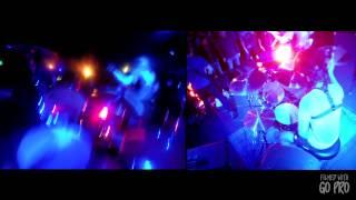 "Mutoid Man - ""Beast"" Live Ben Koller GO PRO Drum Cam POV"