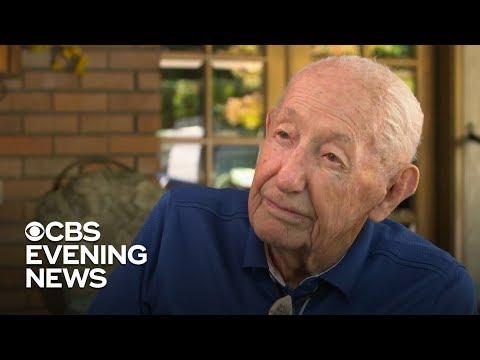 94-year-old vet imparts