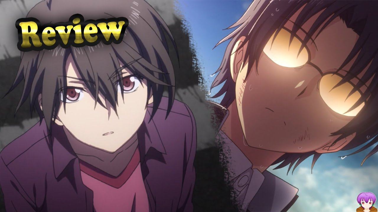 Charlotte episode 1 anime review first impressions evil main character シャーロット youtube
