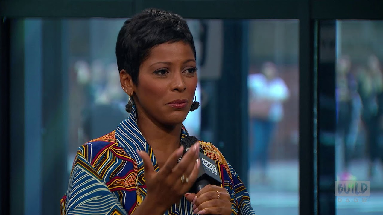 Tamron Hall On Her Investigation Discovery Series,
