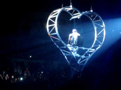 Never Let You Go- Justin Bieber @Sun National Bank Center 6/24/10