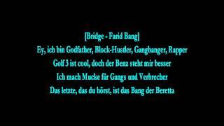 Kollegah feat. Farid Bang - Bossmodus (Lyrics) HD