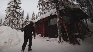 Охота на соболя в Сибири видео