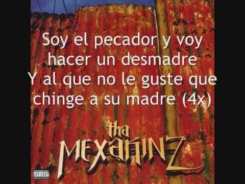 Tha Mexakinz - La Plaga With Lyrics!
