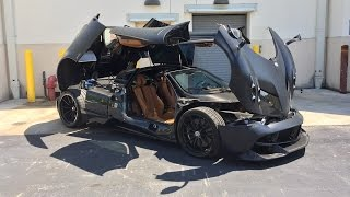 Here Are the Unique Details of the $2,000,000 Pagani Huayra