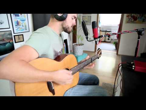 Focusrite // Recording Ryan Keen with the Scarlett Solo Studio Pack
