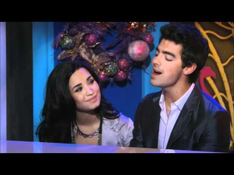 Demi Lovato ft. Joe Jonas - Sing My Song For You (HD)