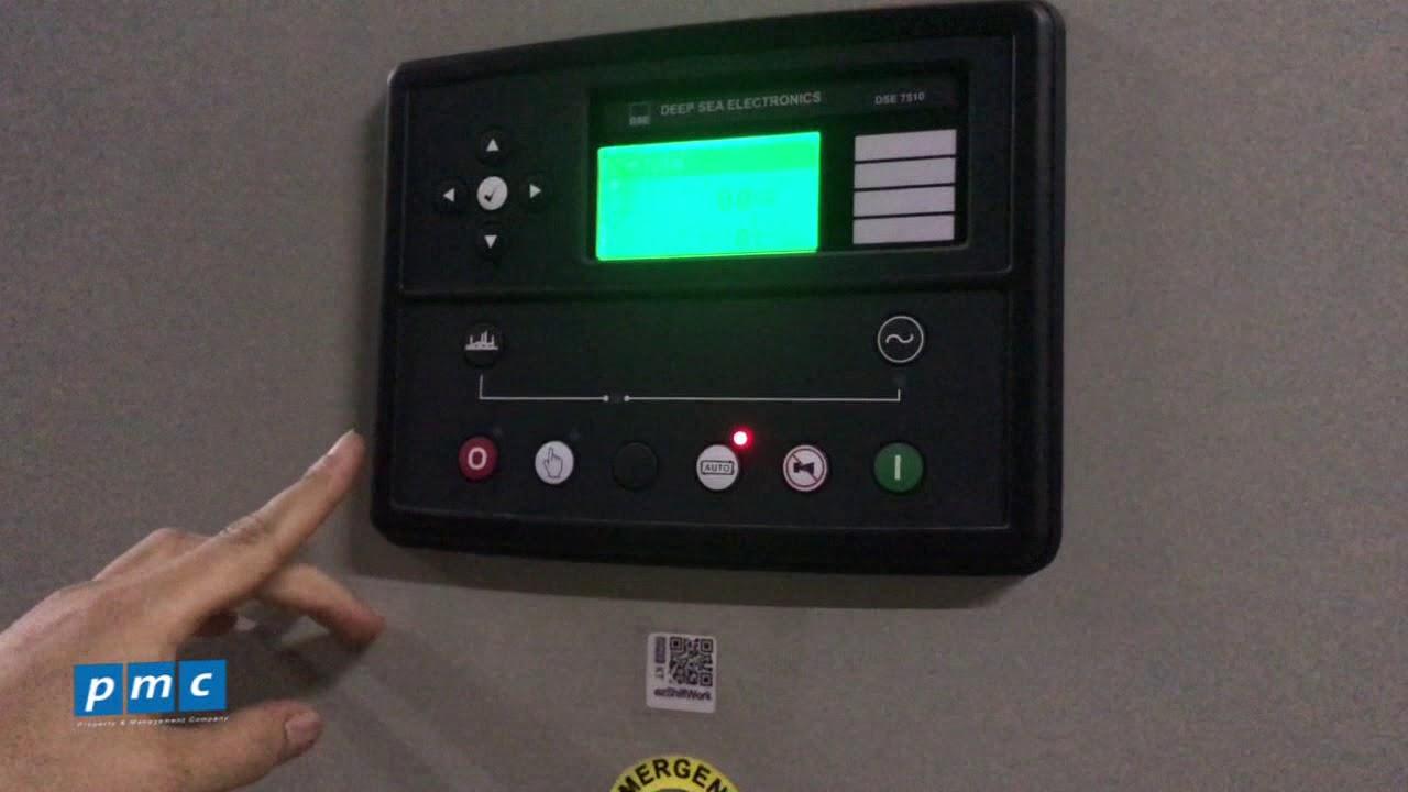 Nguyên lý hòa đồng bộ hai máy phát điện