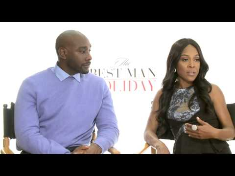The Best Man Holiday: Morris Chestnut & Monica Calhoun  Movie