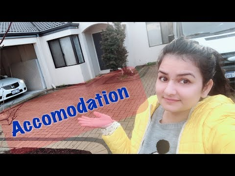How to find accommodation in Australia? | Indian girl in Australia.