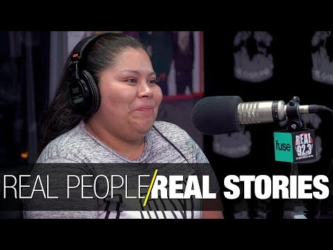 Real People Real Stories: Rosa on Stabbing Her Baby Daddy & Her Mom Being a Stripper