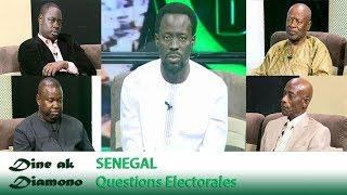 Dine ak Diamono (17 jan. 2019) - SÉNÉGAL : Questions Électorales