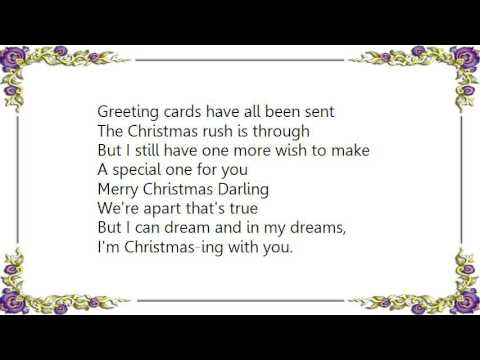 Boyz Ii Men Merry Christmas Darling Lyrics Youtube