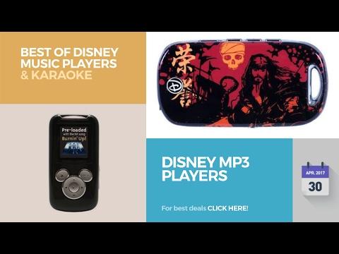 Disney Mp3 Players Best Of Disney Music Players & Karaoke