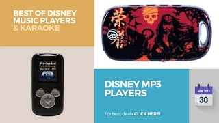 Disney Mp3 Players Best Of Disney Music Players & Karaoke