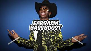 Lil Nas X, Cardi B - Rodeo (Bass Boosted)