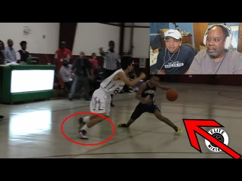 Dad Reacts to 8th Grader Julian Newman Basketball Phenom!(INSANE SKILLS)