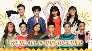 NGHỆ SĨ THỬ TÀI P336 TẬP 19: We're All In This Together (High School Musical)