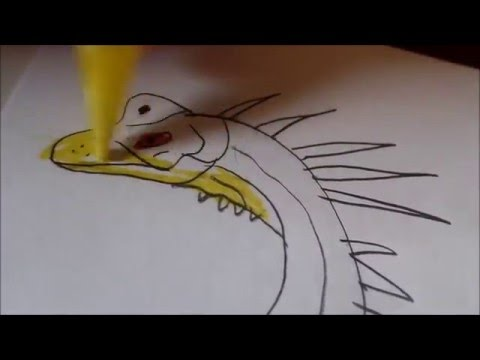 how to make a brachiosaurus