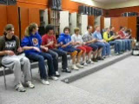 Fergus High School Percussion Ensamble #2