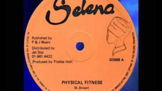 Barry Brown - Physical Fitness  1982