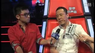中國好聲音之楊坤老師點評張赫宣、卓義峰