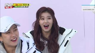 [RUNNINGMAN THE LEGEND] [EP 428-2]   TWICE 'Eating A Lot At Once' Game (ENG-IND SUB)