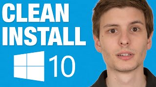 Windows 10: How to Clean Install with Upgrade