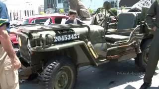 Изложба на олдтајмери-Скопје 2012 / Exhibition of historic vehicles-Skopje