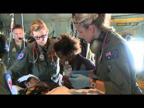 Aero-Medical Evacuation