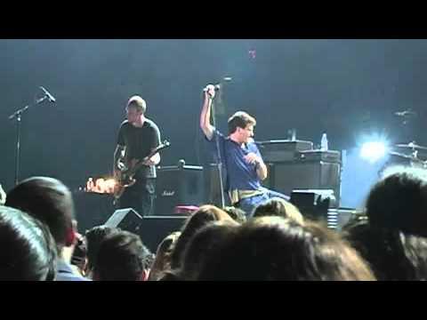 Pearl Jam - Do the Evolution Garden 2003