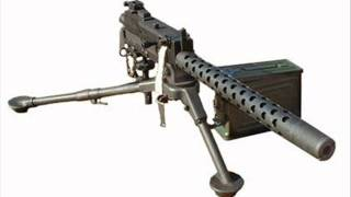Browning M1919A4 machine gun sound effects