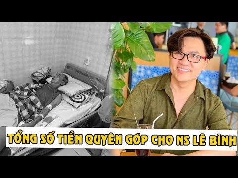 MC Đại Nghĩa BẤT NGỜ đóng tài khoản, TỔNG KẾT đợt quyên góp cho nghệ sĩ Lê Bình!