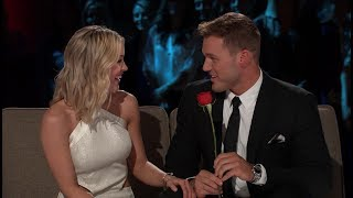 'The Bachelor''s Colton and Cassie discuss drama-filled season