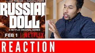 Russian Doll Season 1 Official Netflix Trailer REACTION