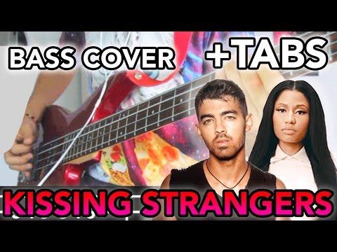 Kissing Strangers - DNCE ft. Nicki Minaj (BASS COVER +TABS IN VIDEO)