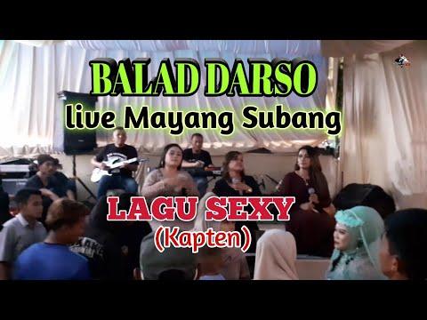 Balad Darso Live Mayang Subang - Lagu Seksi    Arman Rahman Koplo Version