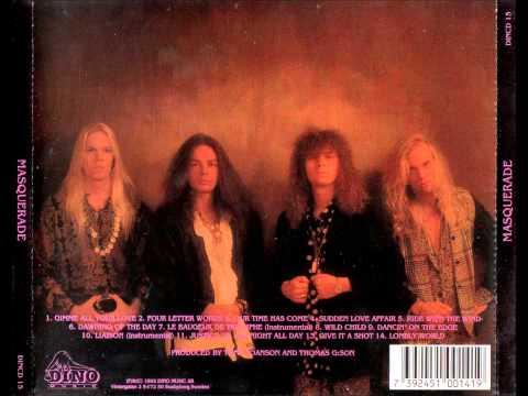 Masquerade: 1992 - Masquerade [Full album]