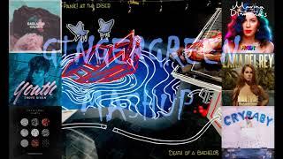 Panic! At The Disco - House of Memories Megamix ft. Melanie, top, Halsey, Lana, Marina, Troye Mashup