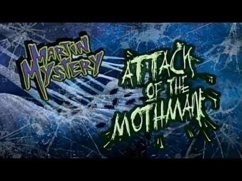 Attack of the MothMan   FULL EPISODE   Martin Mystery   ZeeKay