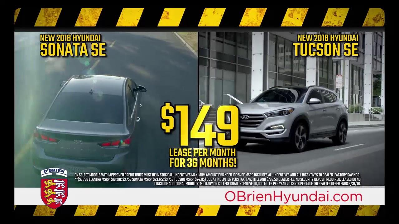 Ou0027Brien Hyundai Of Fort Myers   Construction Sale August