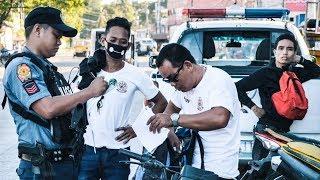 FILIPINY - Niebezpieczny Proceder.