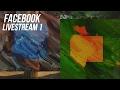 Facebook Livestreams | Ep. 1