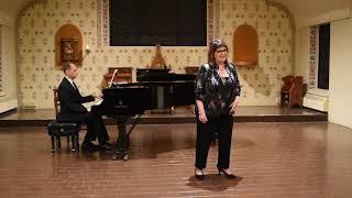 "Deborah Surdi - Puccini, La Boheme""Donde lieta usci""  - In Memory of Francisco"