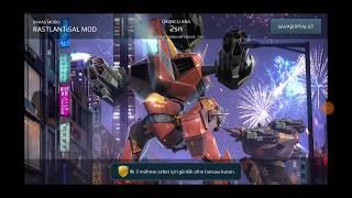War Robots - Multiplay Robot Savaş Oyunu